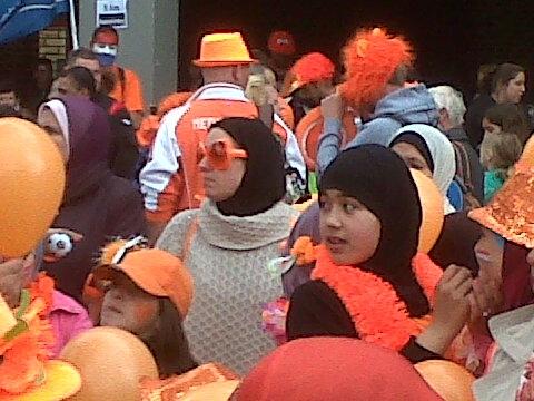 Avondvierdaagse Lelystad 2012