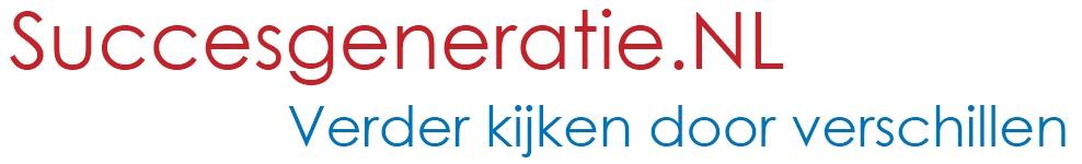 Succesgeneratie.NL Home pagina